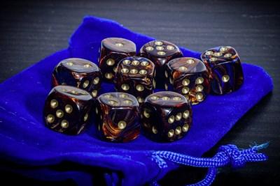 Кубики «Скарабей голубой крови» - фото 4615