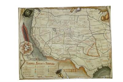 Карта фронтира - фото 4724