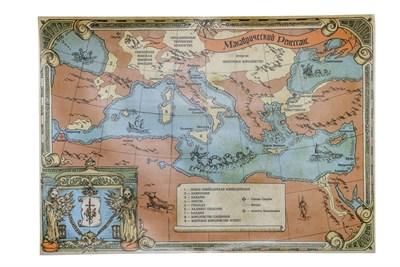 Карта Европы - фото 4741