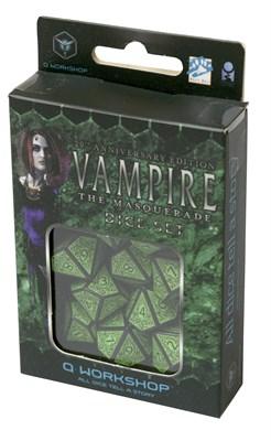 Игральные кости «Вампиры: Маскарад. Классические правила»