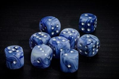 Кубики «Чёрный фантом» - фото 4913