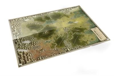 Карта Запретных земель (ткань) - фото 5516