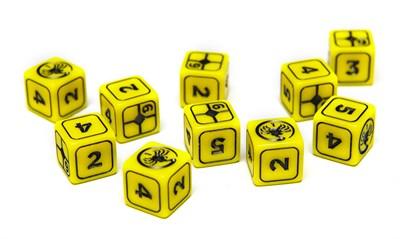 Набор кубиков стресса - фото 5658