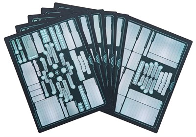 Комплект бланков для игры «Чужой» - фото 5669
