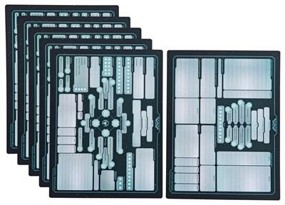 Комплект бланков для игры «Чужой» - фото 5670