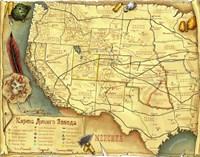 Карта фронтира - фото 4571