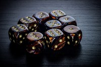 Кубики «Скарабей голубой крови»