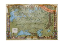 Карта Руси