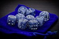 Кубики «Чёрный фантом» - фото 4905