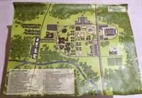 Карта кампуса ВТУ