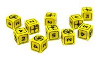 Набор кубиков стресса